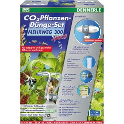 DENNERLE Kit CO2 300 Space Jetable